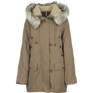 Free People Whistler Parka with Fur Hood - Women's