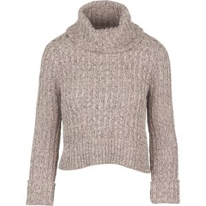 Free People Twisted Cable Turtleneck Sweater - Women's