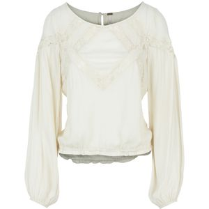 Free People Geometry Lessons Top - Long-Sleeve - Women's