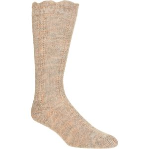 Free People Iris Ribbed Loyal Light Sock