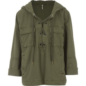 Free People Safari Pullover Jacket - Women's