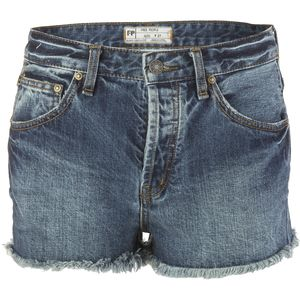 Free People Rock Denim Uptown Short - Women's