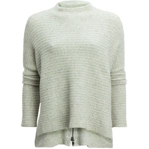 Free People Arctic Fox Zip Back Sweater - Women's