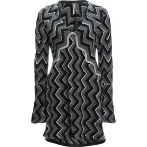 Free People Rhiannon Chevron Sweater Dress - Women's