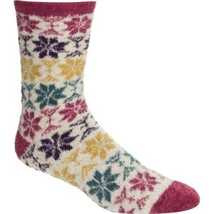 Free People Orian Snowflake Slipper Sock