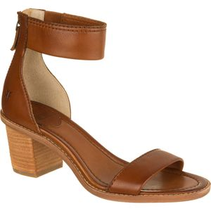 Frye Brielle Back Zip Sandal - Women's