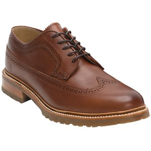 Frye James Lug Wingtip Shoe - Men's