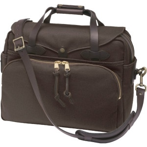 Filson Twill Padded Laptop Briefcase