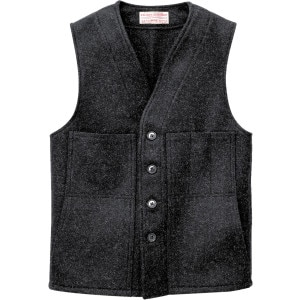 Filson Wool Mackinaw Vest - Men's