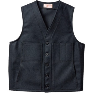Filson Mackinaw Wool Vest - Men's