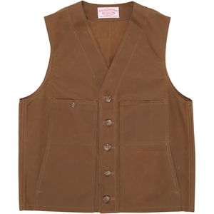 Filson Oil Tin Cloth Vest - Men's