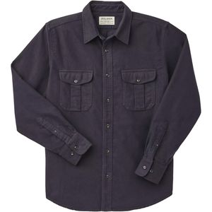 Filson Seattle Moleskin Shirt - Long-Sleeve - Men's