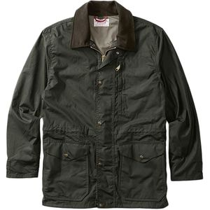 Filson Cover Cloth Mile Marker Coat - Seattle Fit - Men's