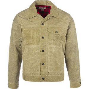 Filson Short Lined Soy Wax Cruiser Jacket - Men's