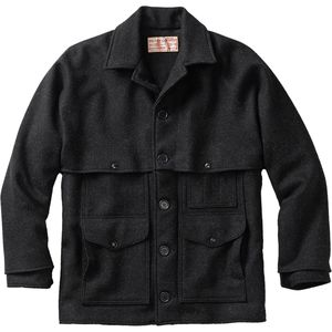 Filson Double Mackinaw Extra Long Fit Cruiser Jacket - Men's