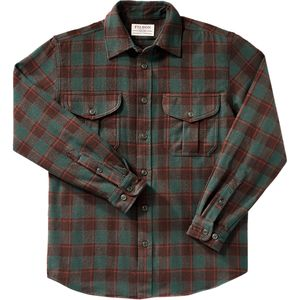 Filson Northwest Wool Shirt - Long-Sleeve - Men's