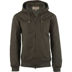Filson Buckland Cover Cloth Hooded Jacket - Men's