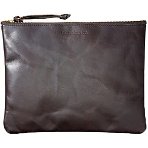 Filson Leather Pouch - Medium