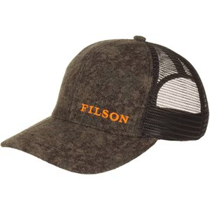Filson Logger Rugged Twill Mesh Hat