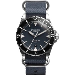 Filson Dutch Harbor Canvas 43mm Watch