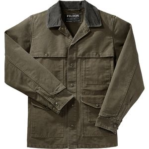 Filson Stonewashed Canvas Cruiser Jacket - Men's