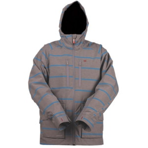 Foursquare Stevo Jacket - Mens