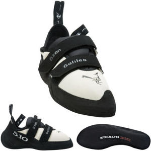 photo: Five Ten Galileo climbing shoe