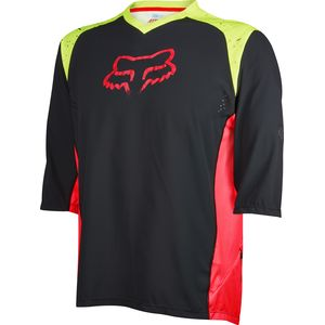 Fox Racing Attack Jersey - 3/4 Sleeve - Men's