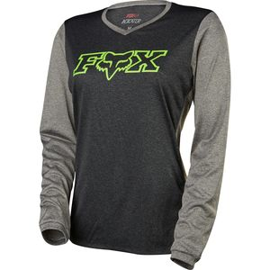 Fox Racing Indicator Long-Sleeve Jersey - Women's