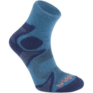 Bridgedale Cool Fusion Trailhead 3/4 Crew Sock - Men's