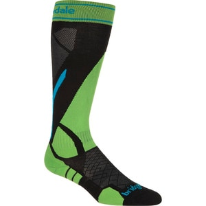 Bridgedale Vertige Light Ski Sock - Men's