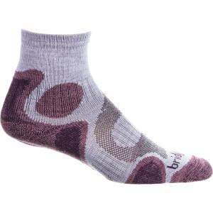 Bridgedale Cool Fusion Trail Diva 3/4 Crew Sock - Women's