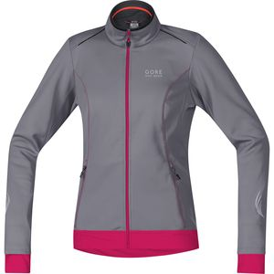 Gore Bike Wear Element WindStopper Soft Shell Lady Jacket - Women's