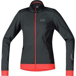 Gore Bike Wear Element WindStopper Soft Shell Lady Jacket - Women's