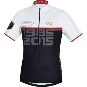 Gore Bike Wear 30th Anniversary Element Print Jersey - Short Sleeve - Men's