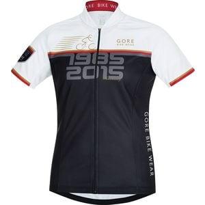 Gore Bike Wear 30th Anniversary Element Print Jersey - Short Sleeve - Women's