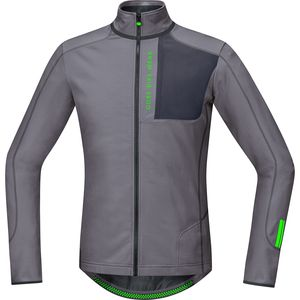 Gore Bike Wear Power Trail Thermo Jersey - Long-Sleeve - Men's