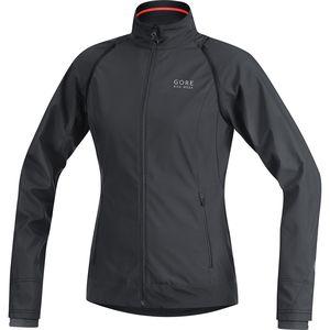 Gore Bike Wear Element Windstopper Active Shell Zip-Off Jacket - Women's