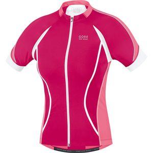 Gore Bike Wear Oxygen Full-Zip Jersey - Short Sleeve - Women's Reviews