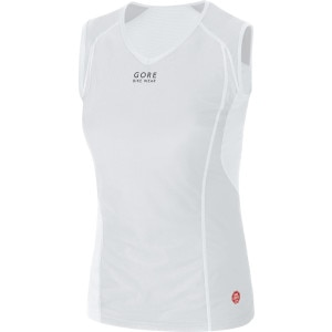 Gore Bike Wear Base Layer WindStopper Singlet - Sleeveless - Women's