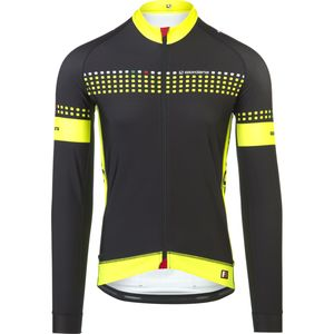 Giordana Forte Trade FormaRed Carbon Jersey - Long-Sleeve - Men's