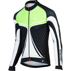 Giordana Trade FormaRed Carbon Custom Long Sleeve Men's Jersey