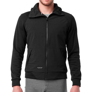 Giro New Road Wind Guard Full-Zip Hoodie - Men's