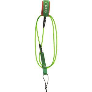 Gorilla Traction Melon Comp Surfboard Leash
