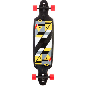 Gold Coast Serpentagram Longboard