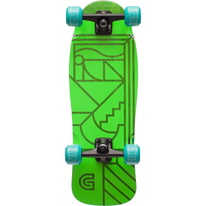Gold Coast Track Complete Cruiser Board