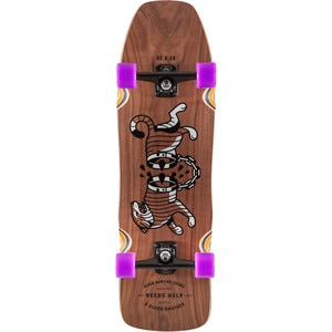 Gold Coast Carnales Complete Cruiser Board