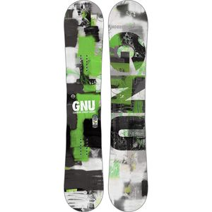 Carbon Credit BTX Snowboard - Wide