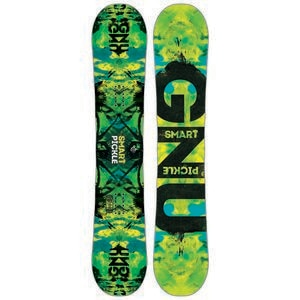 Smart Pickle PBTX Snowboard