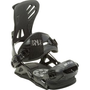 Gnu Mutant Snowboard Binding - Men's